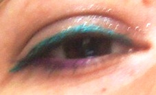 Meu olho caidinho :)