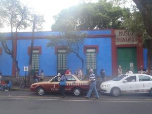 Casa da Frida Kahlo, que hoje é um museu