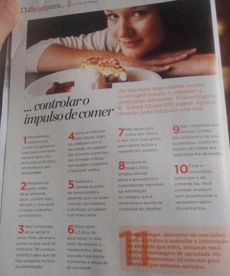 Extraído de Dieta Já - Extra Nº 4