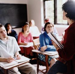 TeacherClassroom