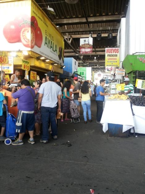 Mercado La Vega