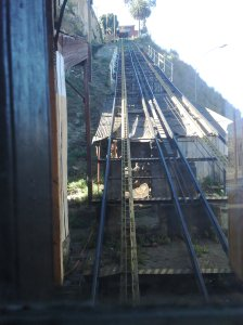 Trilho do funicular
