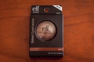 Sombra ELF baked - mais durabilidade e cintilância
