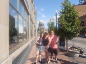 Capitol Boise, Idaho
