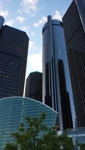 Vista do Parque do Rio Detroit