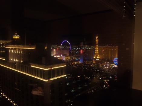 Vista do quarto 34036 (34º andar)